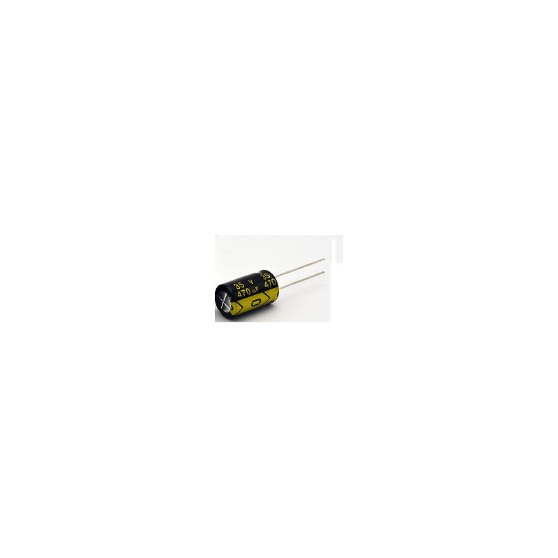 Condensador Eletrolítico 470 μF 35 V