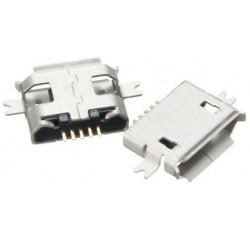 Ficha Mini USB 5 pinos tipo B