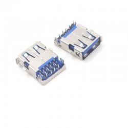 Ficha / Conector USB  ASUS X53S A53SV K53SV GT540M