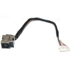 DC JACK HP DV5 DV6 CQ61 G61 cable