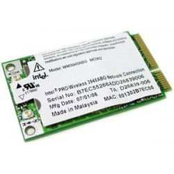 Wireless Intel® PRO/Wireless 3945ABG
