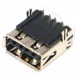 Ficha / Conector USB  SHORT 14mm Invertida