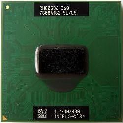 CPU intel Celeron 1.4Mhz