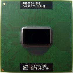 CPU intel Celeron 1.6Mhz