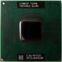 Intel Pentium Core 2 Duo 1.86Mhz