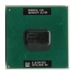 CPU intel Celeron 2.0Mhz