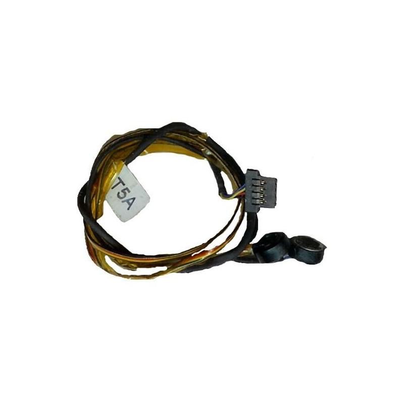 Cabo e Microfones Stereo HP DV9000 Series