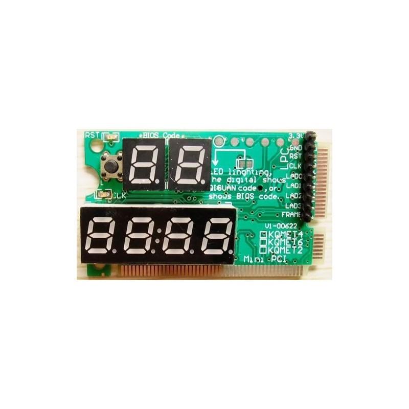 Placa de Teste Mini PCI - Laptop