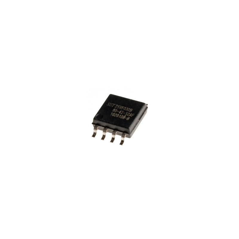 SST25VF032B SPI serial flash memorie