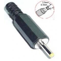 Ficha DC Asus EEEPC 3.97x1.65mm