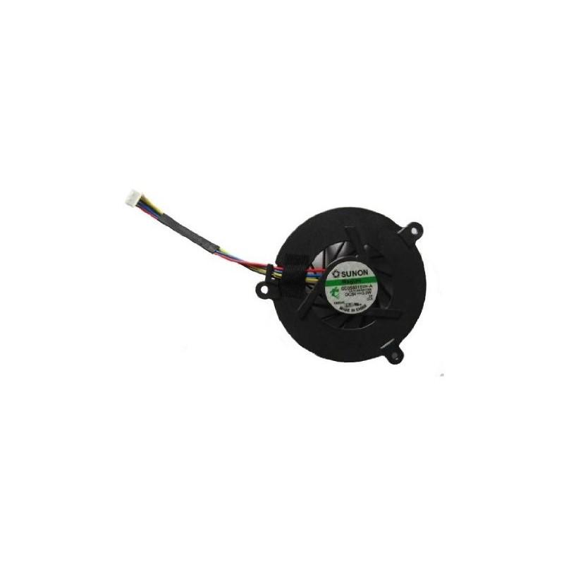 Ventilador Asus F3 Series 4 Pinos
