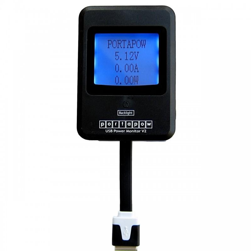 PortaPow USB Power Monitor V2