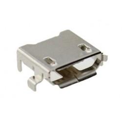 Ficha Mini USB  5 pin HP Salte 7