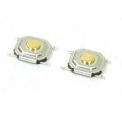 Microswitch 5mm x 5mm 4 pin SMD