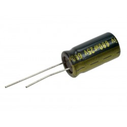Condensador Eletrolítico 680 μF 25 V