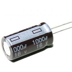 Condensador Eletrolítico 1000 μF 16 V