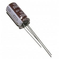 Condensador Eletrolítico 2200 μF 16 V